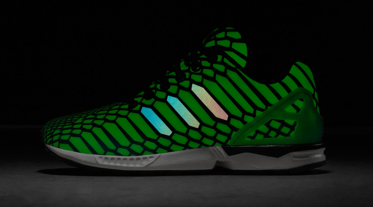 Fresh Kicks  Adidas ZX Flux  Xeno Borealis  Pack – Our blind mouse 0b0258c249